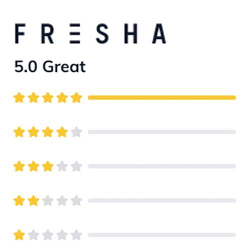 Dogobees Great Reviews on Fresha